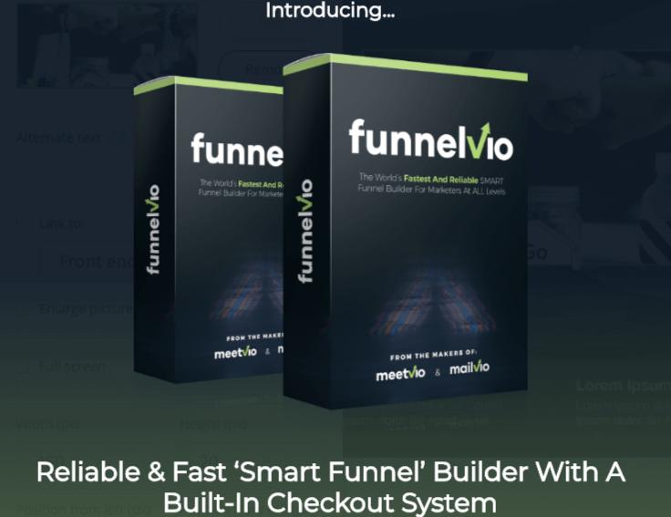 Funnelvio Product box