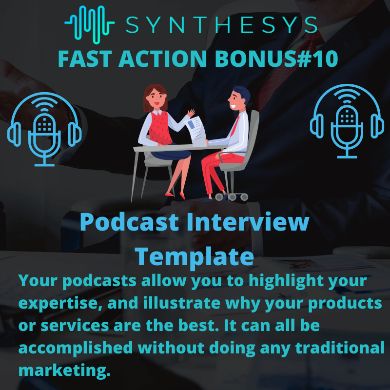 Synthesys Review Bonus #10