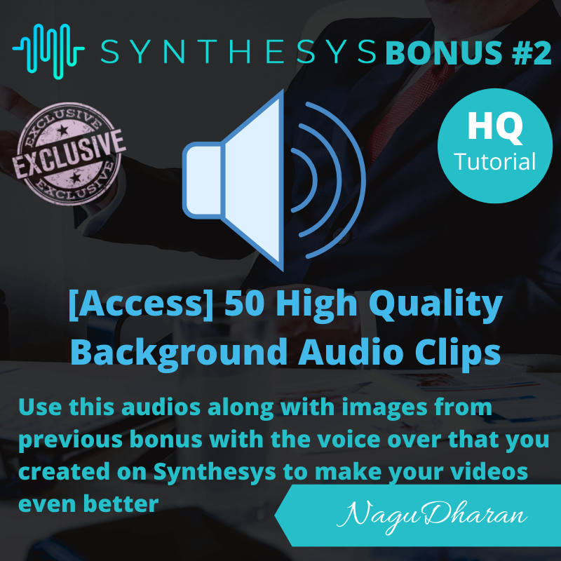 Synthesys Review Bonus #2