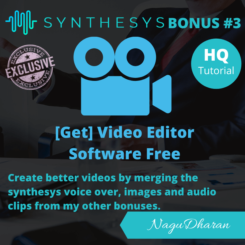 Synthesys Review Bonus #3