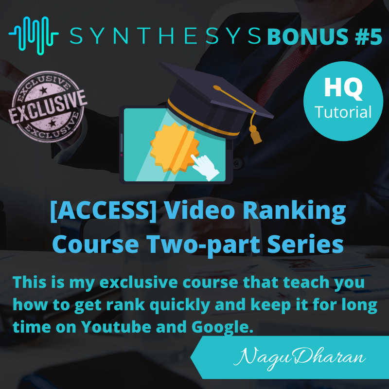 Synthesys Review Bonus #5