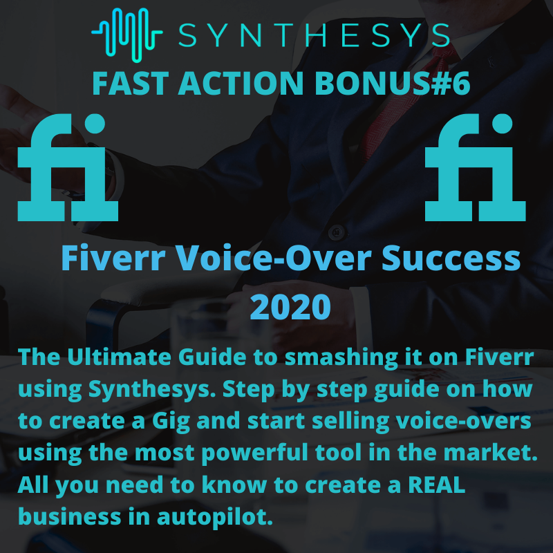 Synthesys Review Bonus #6