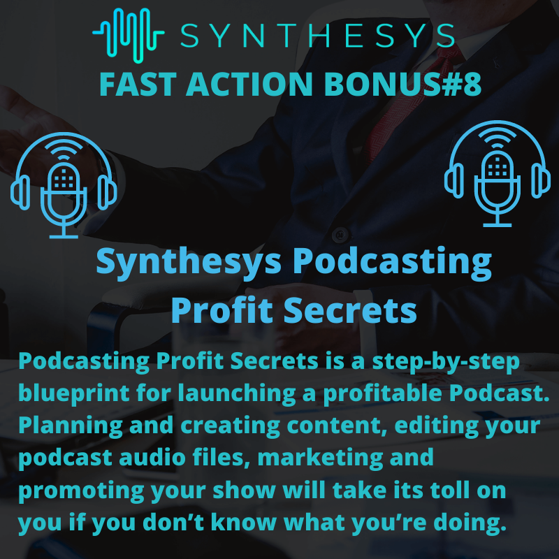 Synthesys Review Bonus #8