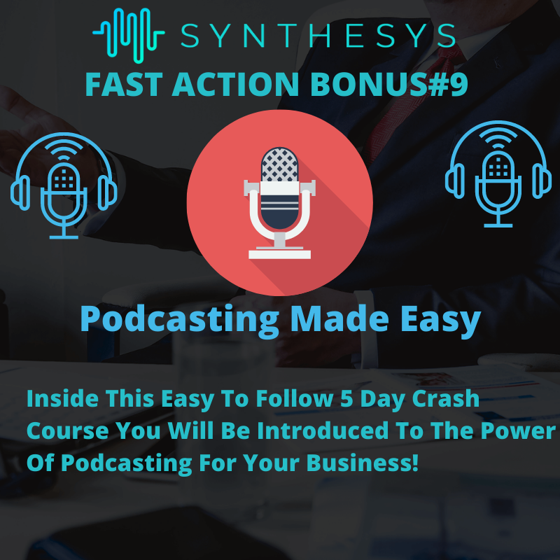 Synthesys Review Bonus #9