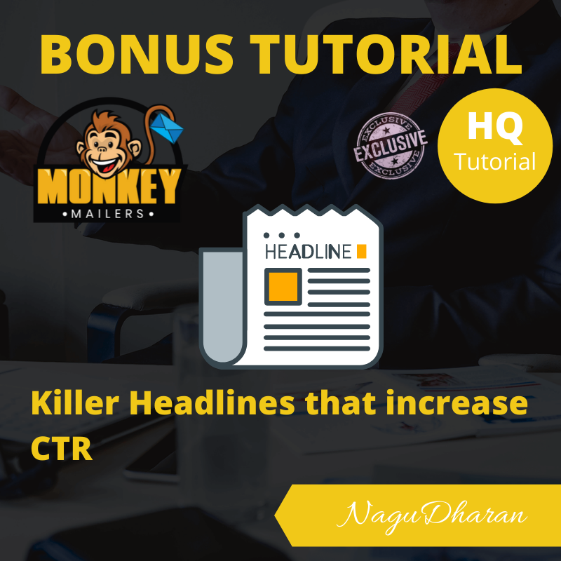 Monkey mailers Review Bonus 1