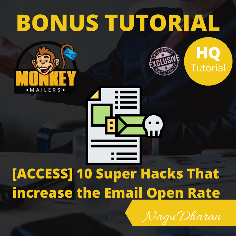 Monkey Mailers Review Bonus 4