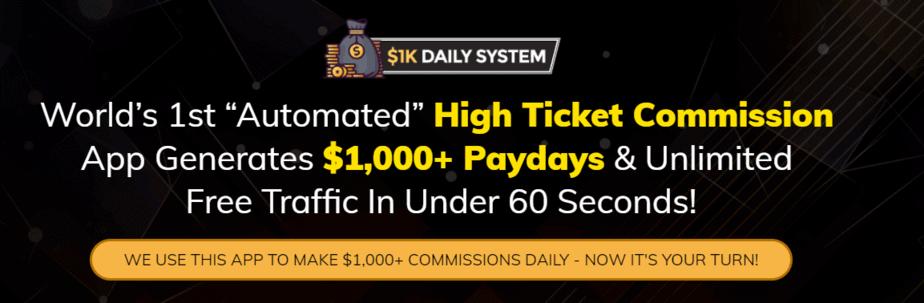 1K Daily System heading