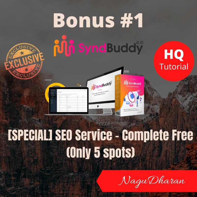 Syndbuddy 2.0 Bonus
