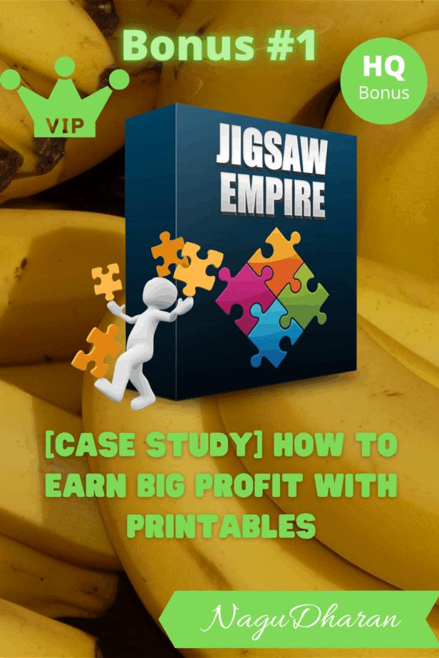 JIGSAW EMPIRE Bonus 1