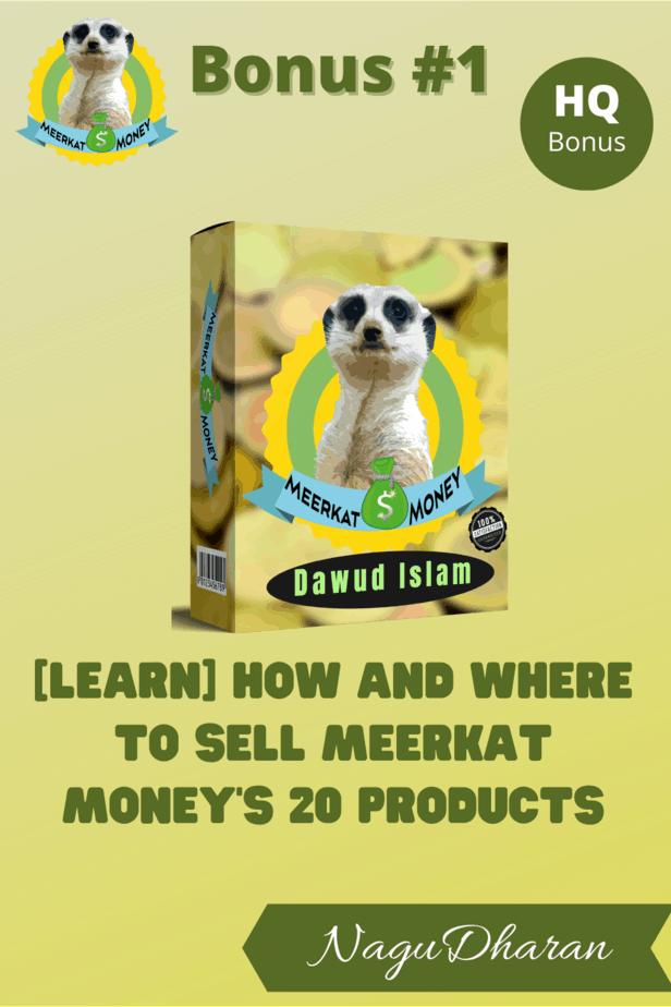 Meerkat money Review Bonus 1