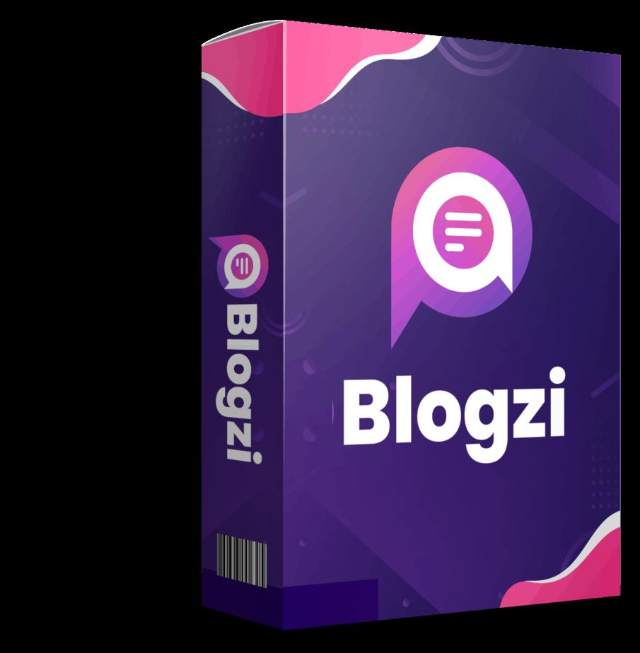 blogzi product box