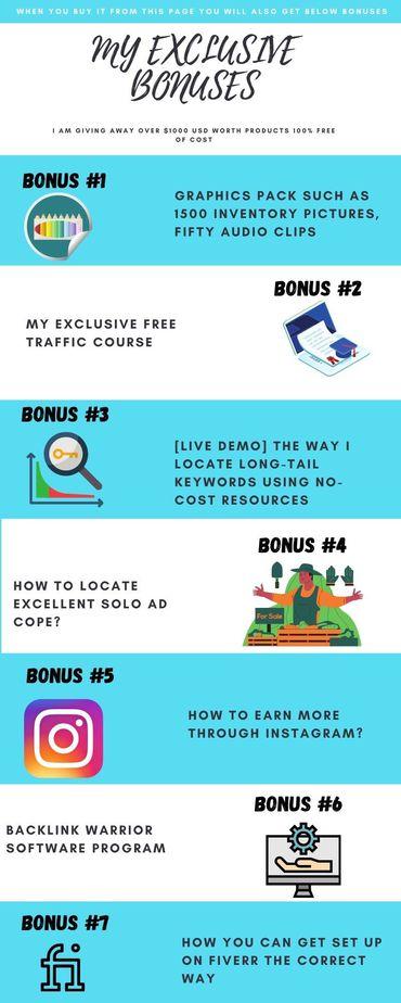 My Blogzi Review Bonuses