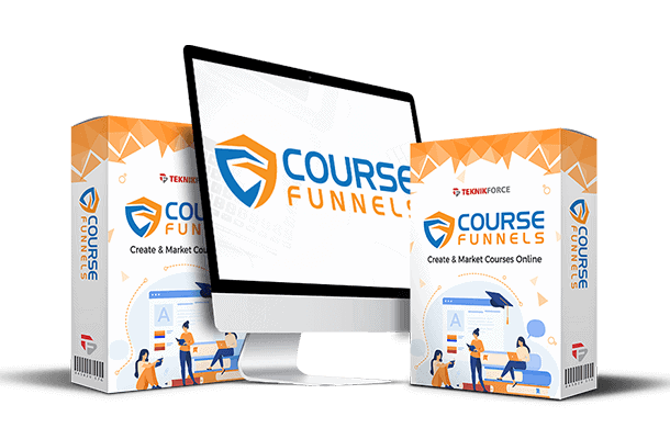 Coursefunnels 3 in 1 software