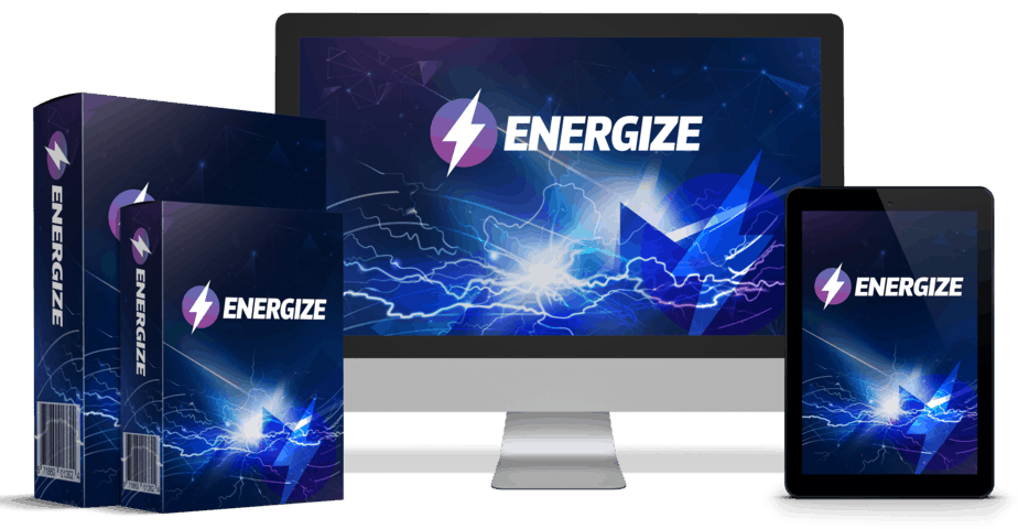 Energize Is The Best Way To Convert Built-In FREE Buyer Traffic Into Leads & 4-Figure Commissions FAST