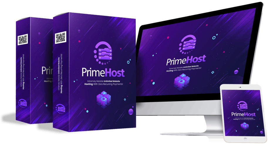 Primehost Review - unlimited hosting service allows unlimited domains and websites to be hosted for a low one time fee